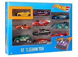 Hot Wheels 10 Car Pack