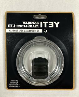 For YETI 10 oz /20 oz Rambler Magslider Lid Magnetic Lid