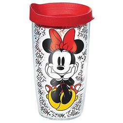 Tervis 1228129 Disney - Minnie Mouse Name Pattern Tumbler wi