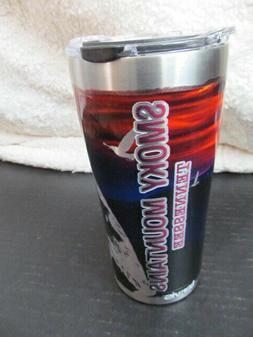 Tervis 1294090 Smoky Mountain Bear 20 oz Stainless Steel Tum
