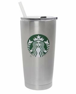 Starbucks 18 Stainless Steel 20 oz Tumbler Venti w/ Tritan C