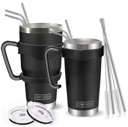 AOKIWO 1Tumbler-1Tumbler& Accessories Pack Insulated Stainle