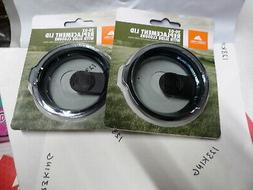 Ozark Mountain 20oz replacement lids with slide closure