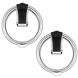 2 Lids 20 oz with Slider Spill Resistant Vacuum Replacement