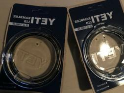 2 yeti original replacement lids for 20oz tumbler