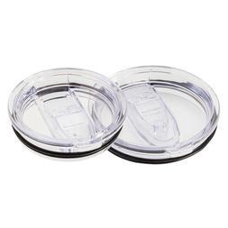 2 Pcs 10oz / 20oz & 30oz Replacement Tumbler Lid Cup Cover S