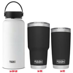 20oz 30oz Stainless Steel Vacuum Tumbler Insulated Travel Co