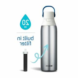 20 ounce premium filtering water bottle