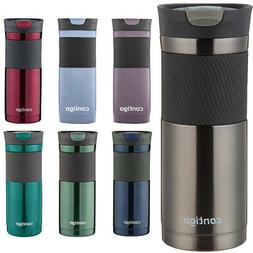 Contigo 20 oz. Byron SnapSeal Stainless Steel Insulated Trav
