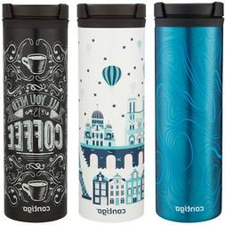 Contigo 20 oz. Eclipse Twistseal Stainless Steel Travel Mug