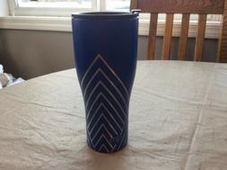 Simple Modern 20 Oz Journey Travel Mug New Blue And Silver C