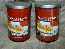 Yankee Candle 20 oz Large Jar Candle  NEW ---  Caramel Pecan