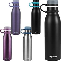 Contigo 20 oz. Matterhorn Thermalock Stainless Steel Water B