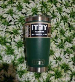 YETI 20 oz Rambler Tumbler with MagSlider Lid - NORTHWOODS G