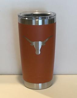 Yeti 20 oz Rambler University of Texas Longhorns Burnt Orang