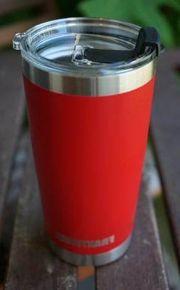 20 oz Stainless Steel Tumbler Vacuum Insulated Coffee Cup La