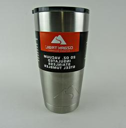 Ozark Trail 20 Oz Tumbler  Insulated Stainless Steel New Fre