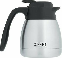 Thermos 20 Ounce Vacuum Insulated Stainless Steel Carafe
