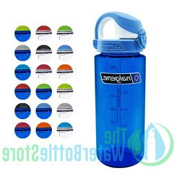 Nalgene 20oz Atlantis Wide Mouth BpA Free Water Bottle OTF S