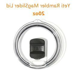 20oz Magslider Lid For Yeti 20oz Tumbler Cup Dishwasher Safe