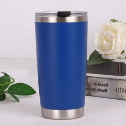 20oz portable tumbler vacuum cup double wall