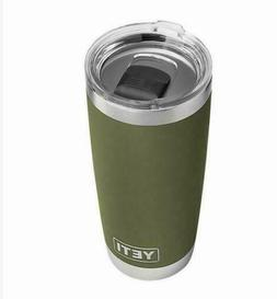 20oz Stainless Steel Tumbler Cup with Magslider Lid Yeti Ram