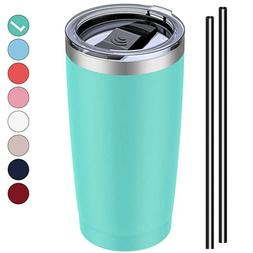 20oz Stainless Steel Tumbler Double Wall Vacuum Insulated Cu