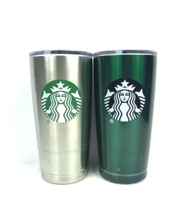 Starbucks 20oz Stainless Steel Vacuum Tumbler With Straw Set