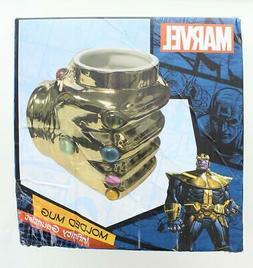 Marvel 20oz Thanos Infinity Gauntlet Ceramic Coffee Mug | Da