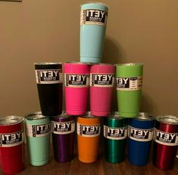 Yeti 20oz Tumblers. Many unique Colors!