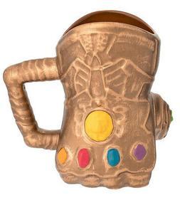Vandor 26181 Marvel Infinity Wars Gauntlet Shaped Ceramic So