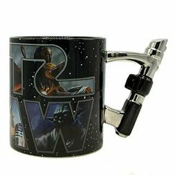 Star Wars 3D Lightsaber 20 oz. Ceramic Mug