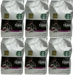 6 dark roast ground coffee french roast