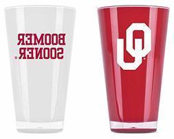 Oklahoma Sooners Tumblers - Set of 2