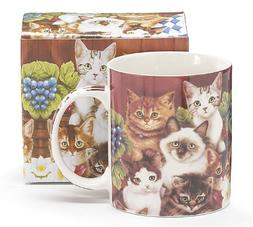 Adorable Kitten/cat Coffee Mug/cup Great Inexpensive Gift fo