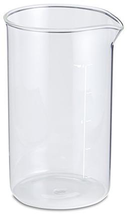 Aerolatte Universal Borosilicate Glass Replacement Carafe Fo
