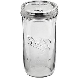 Ball 24 oz Jar, Wide mouth, 24 ounce