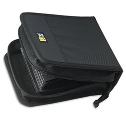 Case Logic CDW-32 32 Capacity Classic CD Wallet