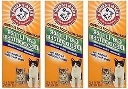 ARM & HAMMER® Cat Litter Deodorizer Powder 20 OZ