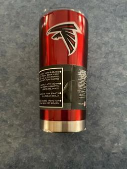 Atlanta Falcons 20oz Ultra Red Tumbler NFL Boelter Brands