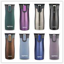 Contigo,AUTOSEAL Vaccuum-Insulated Stainless Steel Mug with