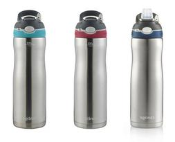 Contigo AUTOSPOUT Ashland Chill Stainless Steel Water Bottle