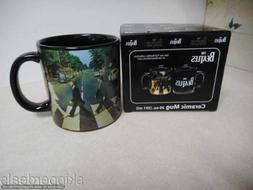 BEATLES - ABBEY ROAD - COFFEE MUG - BRAND NEW 20 OUNCES - 72