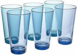 Bistro Premium Quality Plastic 20-ounce Water Tumbler | Set