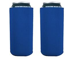 Blank Neoprene Collapsible 16 oz. Can Coolie
