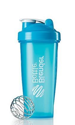 BlenderBottle Classic Shaker Bottle, 28-ounce, Aqua/Aqua Siz