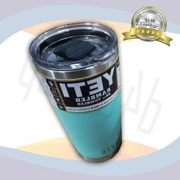 Brand New YETI Rambler 20 OZ Tumbler with MagSlider Lid Seaf