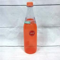 Aladdin Cafe To Go Water Bottle 20oz Orange Leak Proof Dishw