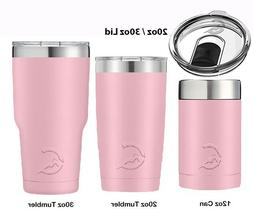 CASCADE TUMBLER 12OZ CAN 20OZ 30OZ INSULATED STAINLESS STEEL