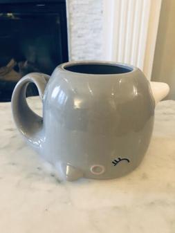 Smoko Ceramic Figural Narwhal Mug - 20 Oz - Unicorn Of The S